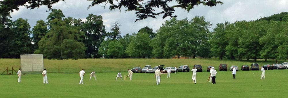cricket ground, althorp