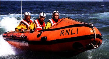 D Class lifeboat