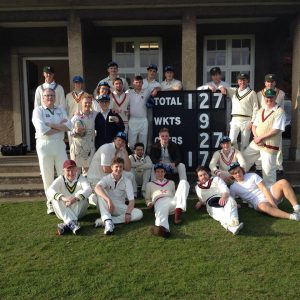 Pitt Club vs CRGCC teams 2015