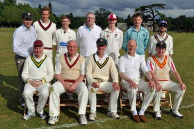 CRGCC cricket XI vs Althorp 2015