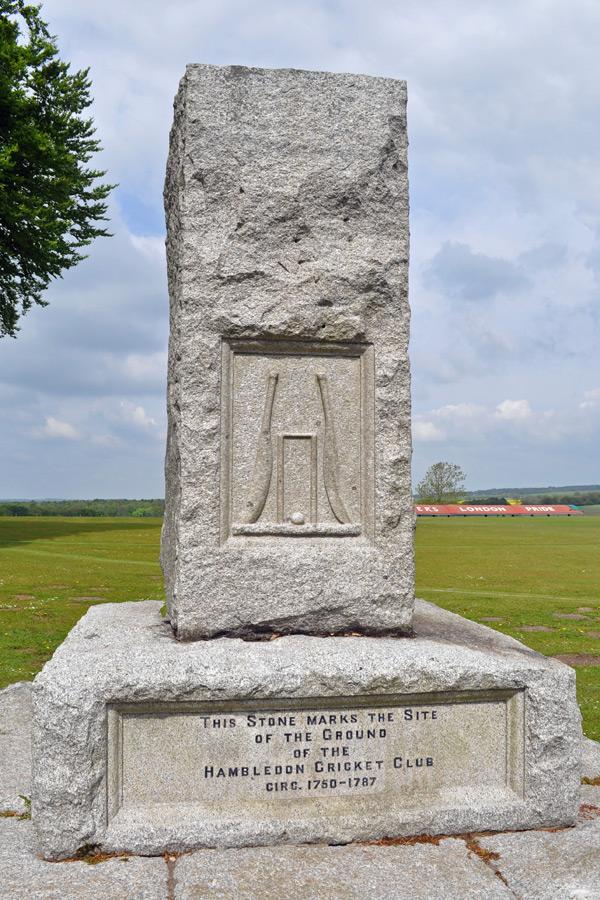 Memorial, Hambleden Cricket ground