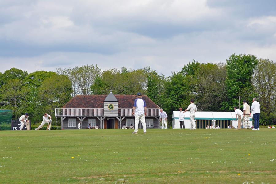 Cricket ground, Hambleden