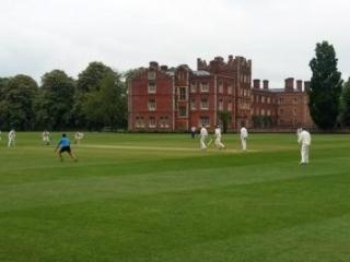 CRGCC vs UPCCC Jesus College Cambridge 2018