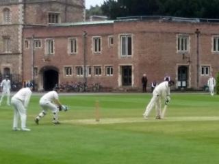 Ollie Powell CRGCC vs UPCCC Jesus College Cambridge 2018