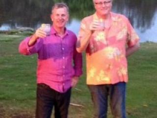 Graham Hyland and Robert Gibson, Kaoota Tasmania