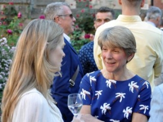 Camilla Penney Campaign for Real Gin Garden Party 2018