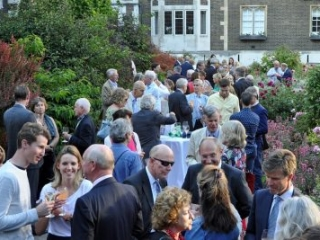 Campaign for Real Gin Garden Party Middle Temple gardens 2018