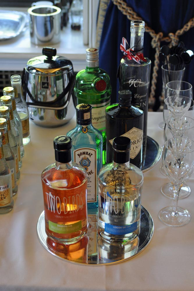 gins althorp 2018