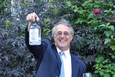Hon Sec Nick Ellis unveils Roaring 40s