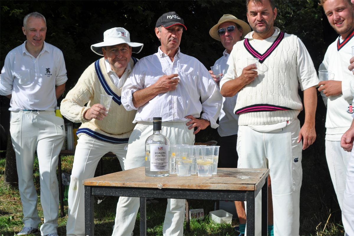 Roaring Forties on tour in Herefordshire