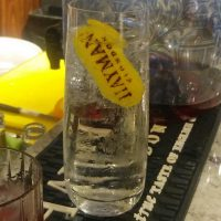 lemon rind branded with haymans logo