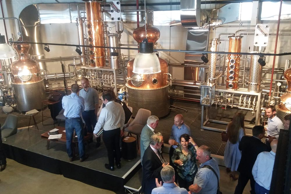haymans gin distillery, balham, london