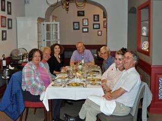 Dinner at York House Hotel Lisbon