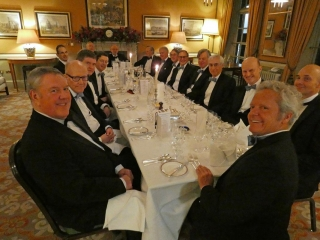 Campaign for Real Gin annual dinner, Boodles 2018