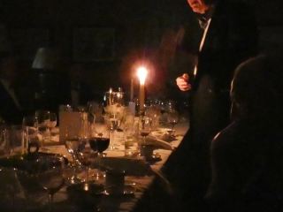 Oliver Wise recites the Green Eye of the Little Yellow God, CRG dinner Boodles 2018