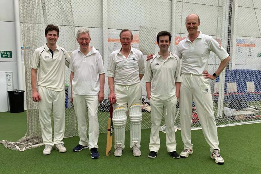 CRGCC nets lords 2019